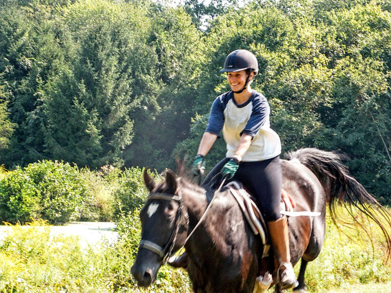 Horseback Riding Lesson, CT